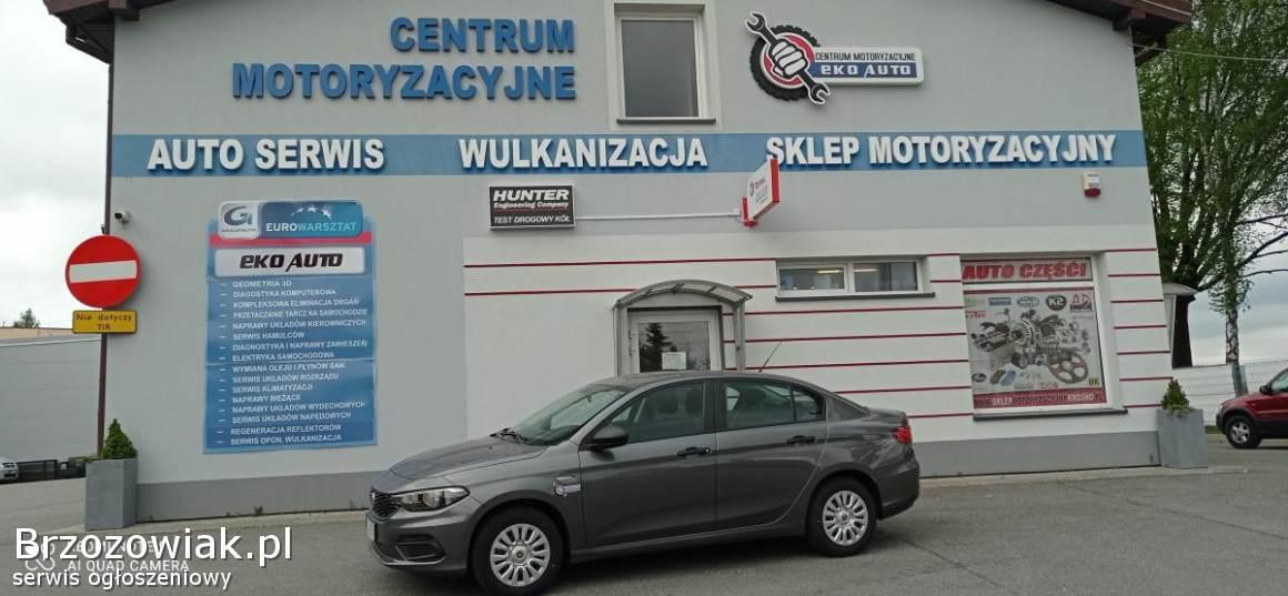 Wynajem samochodu,  auto zastępcze,  wynajem auta Centrum motoryzacyjne Eko Auto!